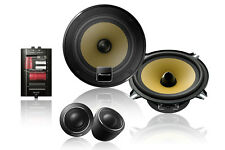 "NEW Pioneer 5-1/4"" Component Speaker system.2 woofers.2 tweeters.2 crossovers."