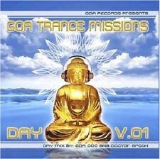 GOA TRANCE MISSIONS = Tetrium/Skyloops/Lorax...= CD = PSY TRANCE PROGRESSIVE !!