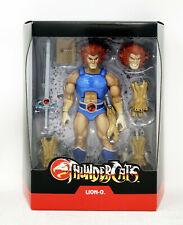"Super7 Thundercats Ultimate Wave 1 Lion-O 7"" Action Figure MISB In Stock"