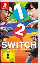1-2-Switch (Nintendo Switch, 2017)