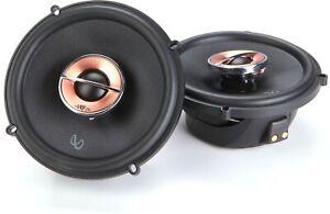 "Infinity Kappa 63XF 6.5"" Coaxial 2-Way Car Audio Speakers 255W Peak 85W RMS"