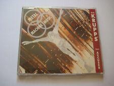 CD - Maxi - Die Krupps - Metal Machine Music