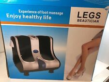 Legs Beautician Foot Massage Machine - Red