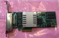 IBM pSeries System P P6 P7 1GB 4 Port PCIe Ethernet 5717 10N8556 46Y3512 256E