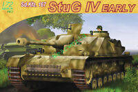 DRAGON 7235  1/72 Sd.Kfz.167 STUG IV  EARLY TANK MODEL KIT