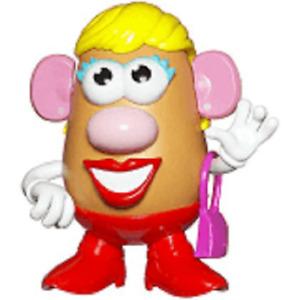 PLAYSCHOOL Friends Classic Mrs Potato Head 12 Pcs Included Ages 2+
