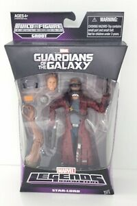 Marvel Legends Infinite Series Star-Lord Figure Guardians of the Galaxy New!
