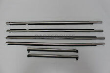 Toyota Land Cruiser Prado Lexus GX470 OEM Quarter & Door Belt Moulding SET 03-09