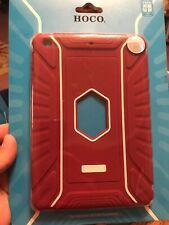 Hoco iPad Mini 1, 2 or 3 Heavy THICK Rubber Gel Silicone Cover Skin Case Black