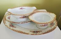 Noritake 3 piece set 1900 in perfect condition