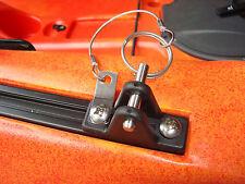 Anchor Quick Release System for SlideTrax Slide Rail Wilderness Kayak