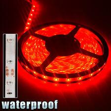 5M SMD 5050 3528 RGB Flexible LED Strip Light & 44 key Remote & 12V Power Supply
