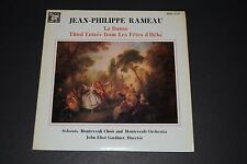 Jean-Philippe Rameau~La Danse~Third Entree from Les Fetes d'Hebe~FAST SHIPPING