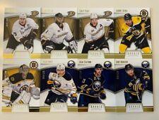 13/14 Panini Rookie Anthology Gold Parallel #8 Tuukka Rask - Boston Bruins