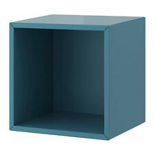 IKEA VALJE Wandschrank blautürkis 35x35cm Bücherregal Schrank NEU DHL Versand