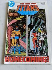 The New Teen Titans #18 March 1986 DC Comics
