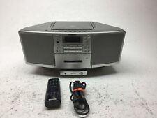 SONY ZS-D5 Personal Audio System MD Link CD Cassette AM/FM Radio w/Remote Tested