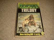 TRIPODS TRILOGY John Christopher PB white mountains, city gold lead, pool fire T