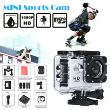 "Action Camera 2.0"" 1080P HD Mini Camera Sports DV Camcorder Diving Waterproof"