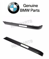 BMW E34 525i 530i M5 1989-1995 Set of 2 Rear Impact Strips Genuine