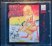 Weird Critters Bill Nelson 1997 CD