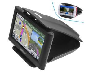 Universal Dashboard Mount Mobile Phone Satnav Car Dash Adjustable GPS Holder