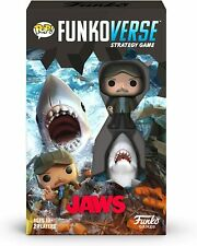 Funko Pop! Funkoverse: Jaws The Movie 2 Pack Figures - 100 Board Game