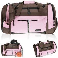 Sporttasche Spear @ VENTURE 40 L Sport Tasche Freizeittasche Reisetasche ROSA