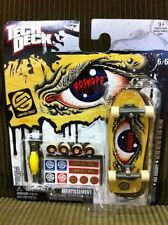 Tech Deck Santa Cruz Rob Roskopp Skateboard Toy Gift NEW Rare Retro Board