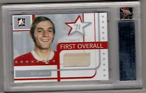 GUY LAFLEUR 05/06 ITG Ultimate First Overall Jersey /25 Montreal Canadiens SP