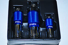 """Astro 78817 3 Pc Two Way Swivel Universal Extension Set - 3/8"""", 1/2"""" & 1/4"""""""