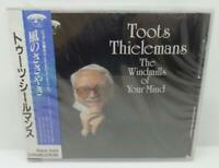 Toots Thielemans Windmills of Your Mind Japan CD PHCE-5001 New Sealed With Obi