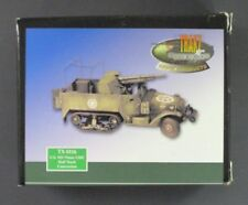 Trakz 1/35th Scale Resin Conversion US M3 75mm GMC Half Track Item No. 0116