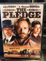 The Pledge (DVD) Luke Perry, C. Thomas Howell, Lisa Brenner, Kim Coates, NEW!