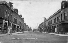 Old Photo.  Ohio, Blanchester.  Broadway
