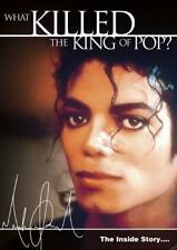 Michael Jackson - What Killed the King of Pop? - The Inside Story, New Sealed