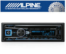 Alpine CDE-163EBT IPOD / USB / AUX / CD Receiver With Advanced Bluetooth