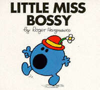 Little Miss Bossy, Hargreaves, Roger, Very Good Book