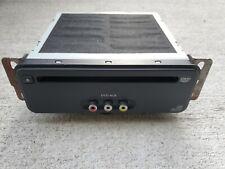 2003-2008 Infiniti QX56 Nissan Armada Entertainment DVD Player 28184 ZQ01A OEM