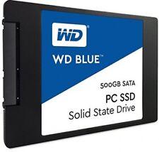WD 500 GB 2.5 Pulgadas Unidad Interna De Estado Sólido-azul