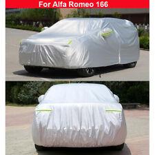 1PCS New Car Cover Waterproof Heat Sun Dust Cover For Alfa Romeo 166 2004-2020