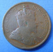 Straits Settlements   1 cent one cent 1897 Edward VII KM# 19