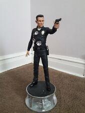 Sideshow Terminator 2 T2 T-1000 Statue Figure Judgement Day