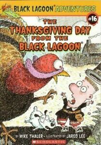 Black Lagoon Adventures #16: The Thanksgiving Day from the Black Lagoon ~ NEW