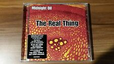 Midnight Oil - The Real Thing DoCD (2006) (Columbia–498278 9)
