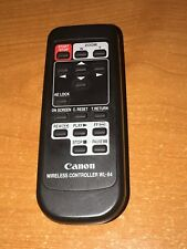 ORIGINAL Canon WL-84 Wireless Remote Control