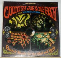 Country Joe & The Fish - Electric Music For The Mind and Body - Original 1967 LP