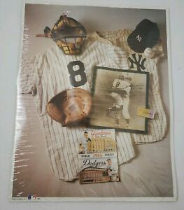 No. 7 The PERFECT GAME Larsen & Berra1956 WORLD SERIES Yankees-Dodgers(A-2)New