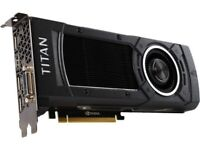 NVIDIA TITAN X GeForce GTX 12GB GDDR5 Graphic Card PC & Mac Pro 2009 & later