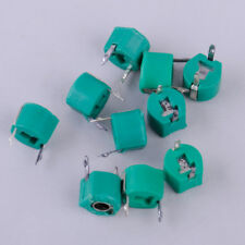 10pcs 30pF Variable Adjustable 6mm Trimmer Capacitor 2 Pins
